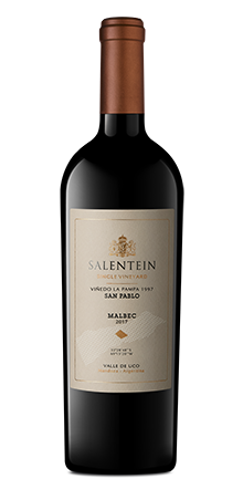 Salentein Single Vineyard La Pampa 1997 Malbec