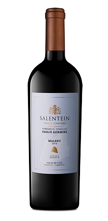 Salentein Single Vineyard El Tomillo Malbec